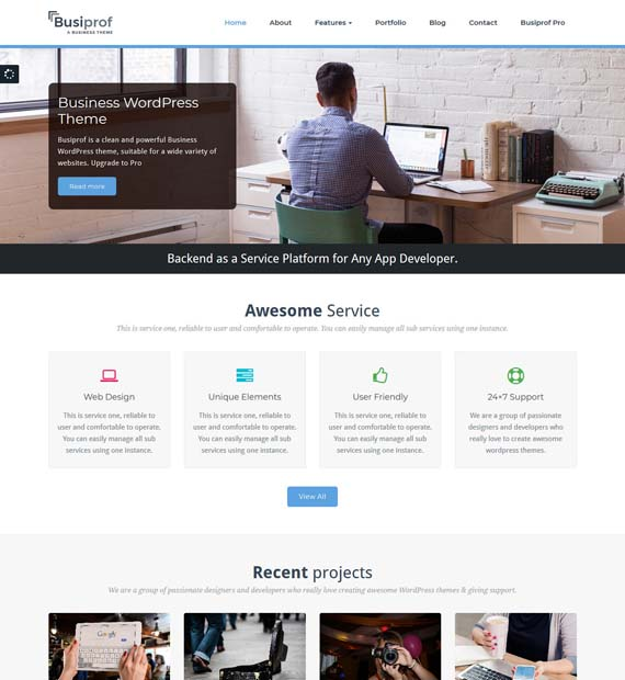 Busiprof-WordPress-Multipurpose-Theme