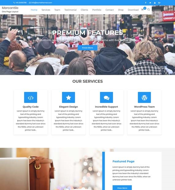 Mercantile-Free-WordPress-Multipurpose-Theme