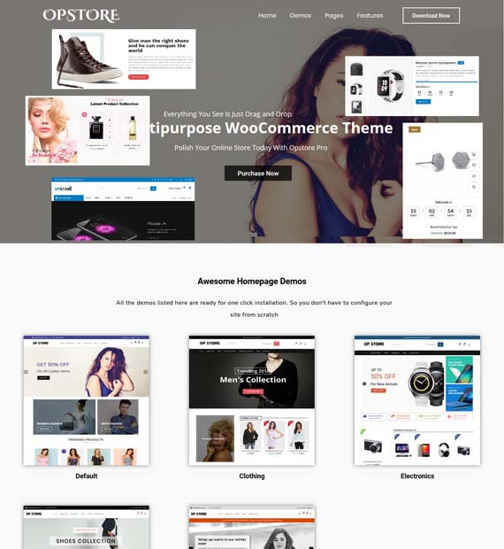 Opstore-WordPress-Business-Theme