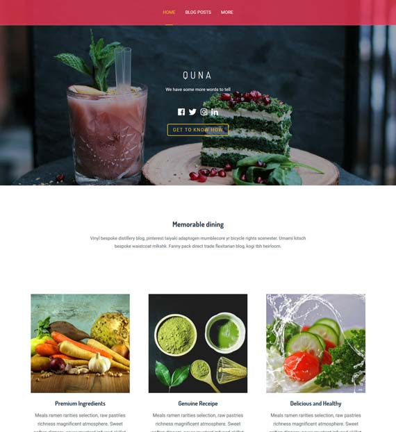 Quna-Free-WordPress-Blogging-Theme