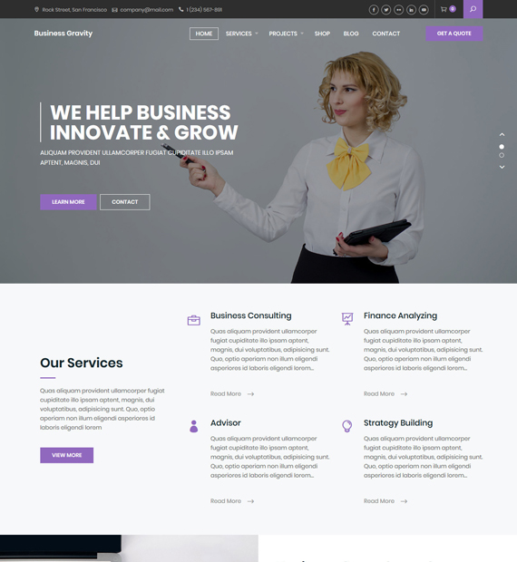 Business-Gravity-WordPress-Business-Theme