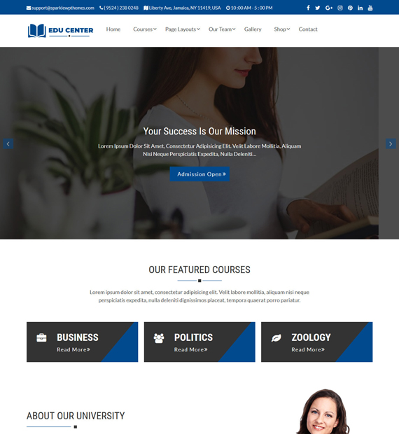 Educenter-WordPress-Education-Theme