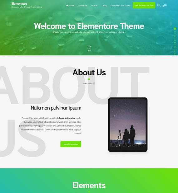 Elementare-WordPress-Multipurpose-Theme