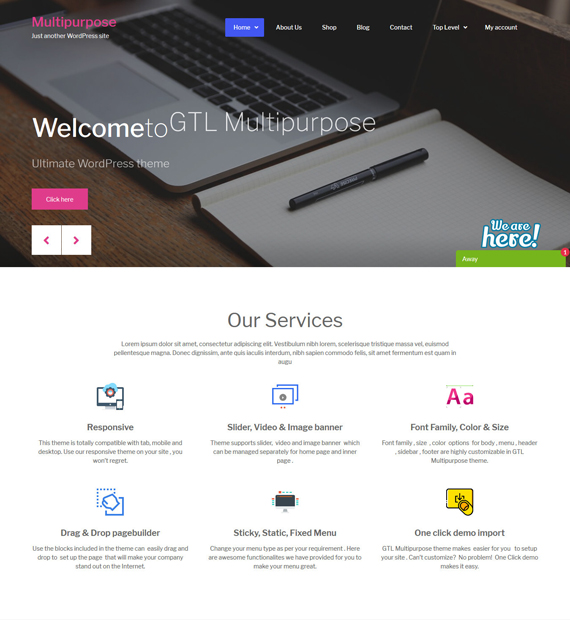 GTL-MultiPurpose-WordPress-MultiPurpose-Theme