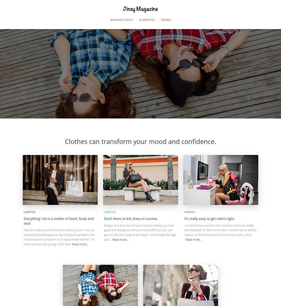 Jinsy-Free-WordPress-Multipurpose-Theme