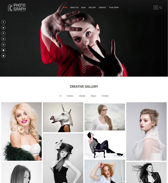 Photograph-WordPress-Photography-Theme