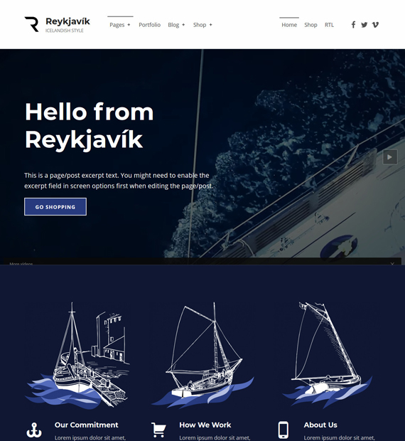 Reykjavik-WordPress-Multipurpose-Theme