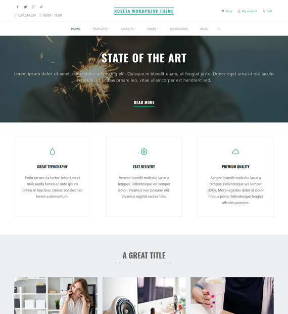 Roseta-WordPress-Multipurpose-Theme