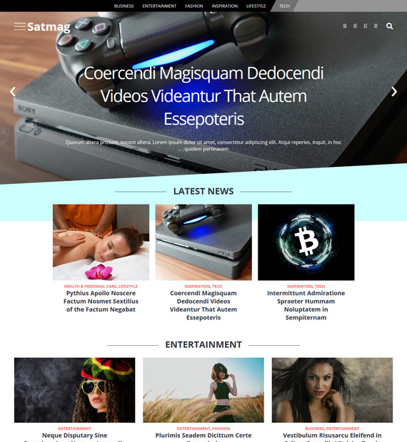 Satmag-WordPress-Magazine-Theme
