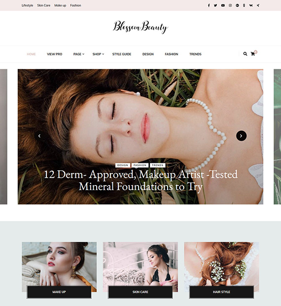 blossom-beauty-wordpress-blogging-theme