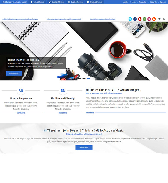 hoot-business-wordpress-business-theme