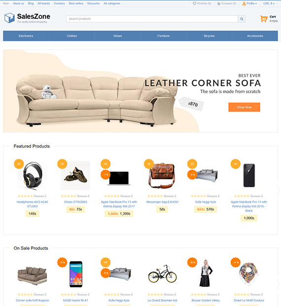 saleszone-wordpress-ecommerce-theme