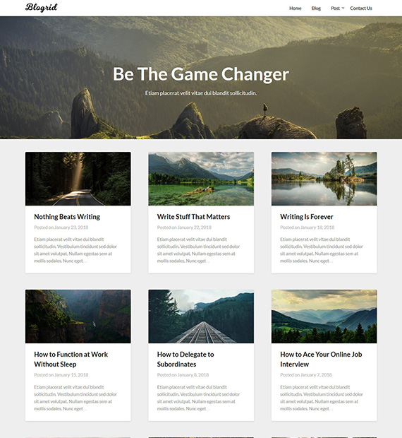 blogrid-wordpress-blogging-theme