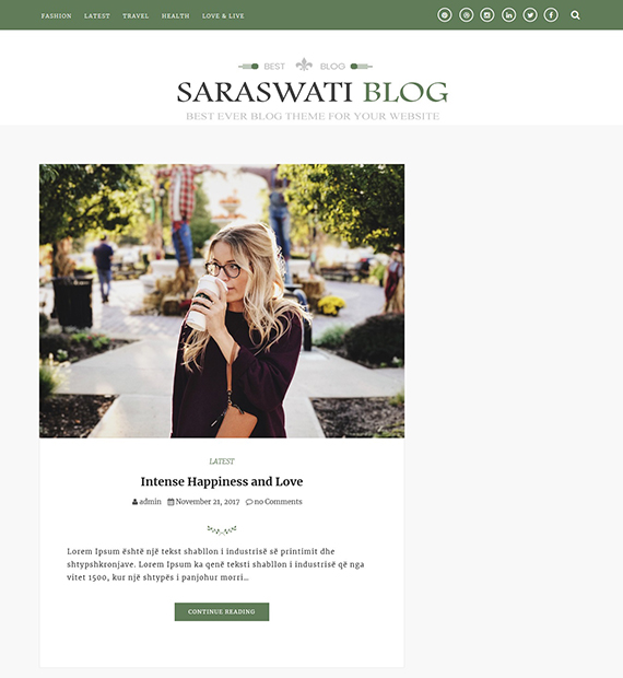 saraswati-blog-wordpress-free-blogging-theme