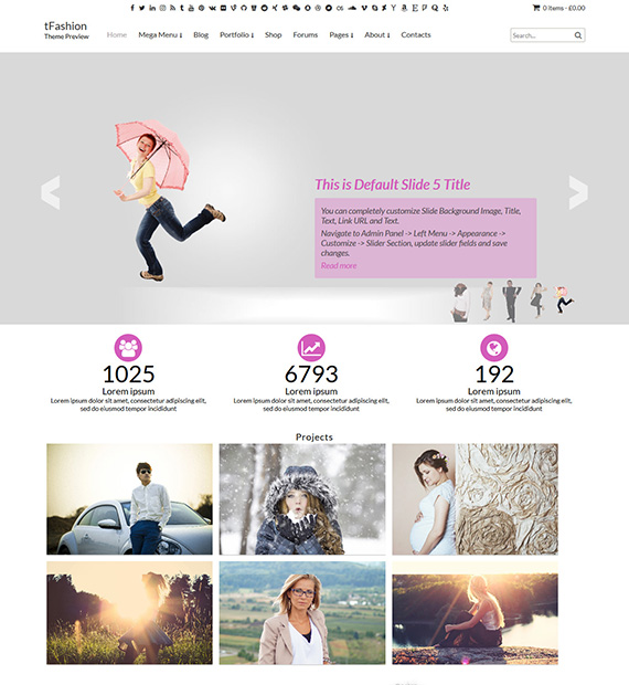 tFashion-wordpress-blogging-theme