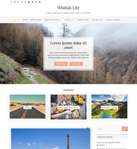 whitish-lite-wordpress-blogging-theme