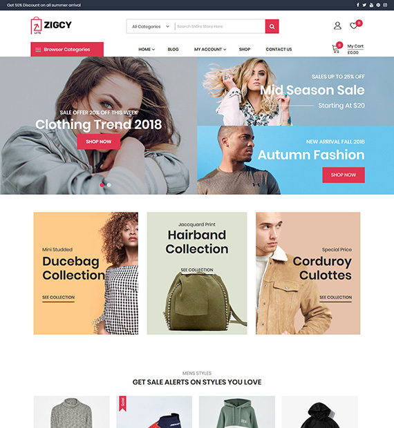 zigcy-lite-wordpress-ecommerce-theme
