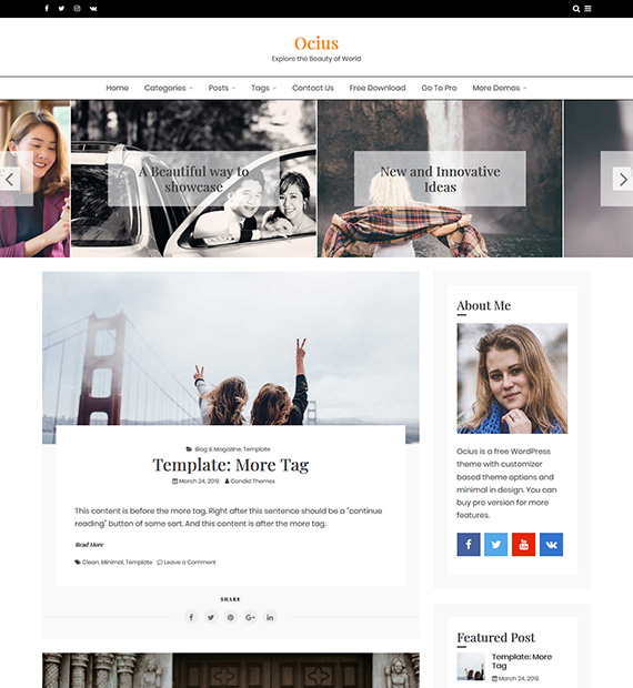 Ocius-WordPress-Magazine-Theme