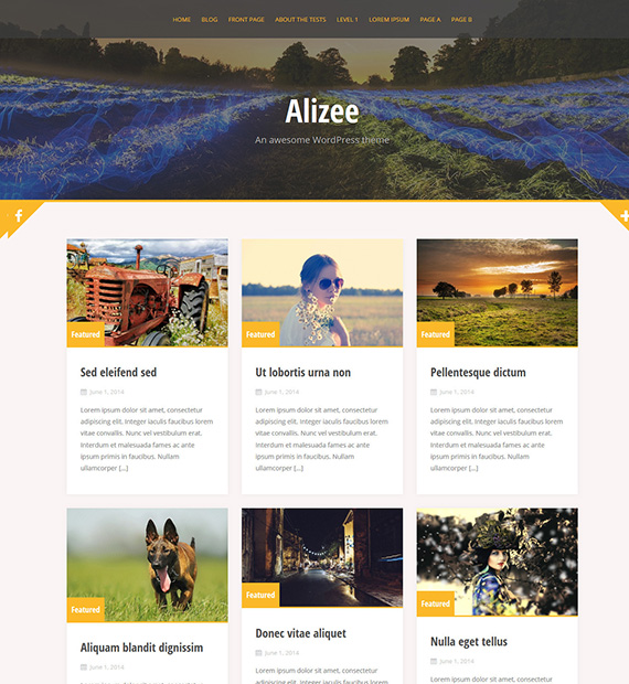 alizee-wordpress-blogging-theme