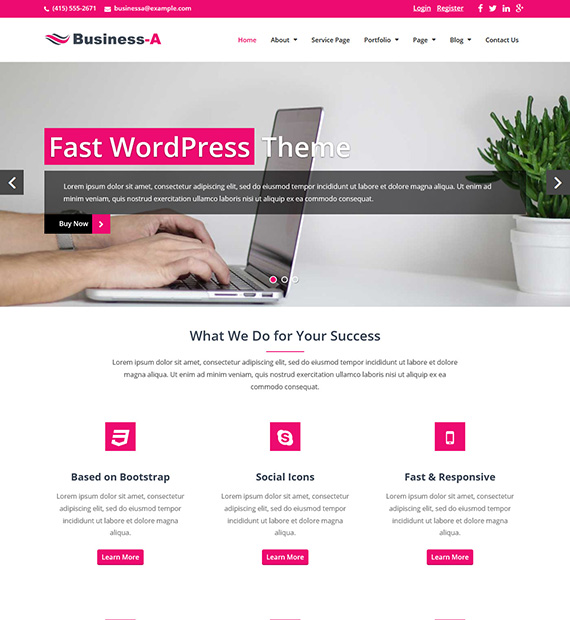 business-a-wordpress-business-theme