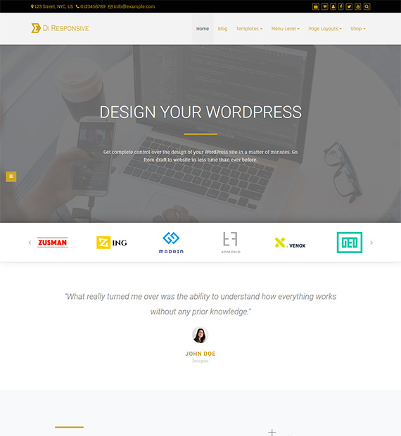 di-resonsive-wordpress-multipurpose-theme