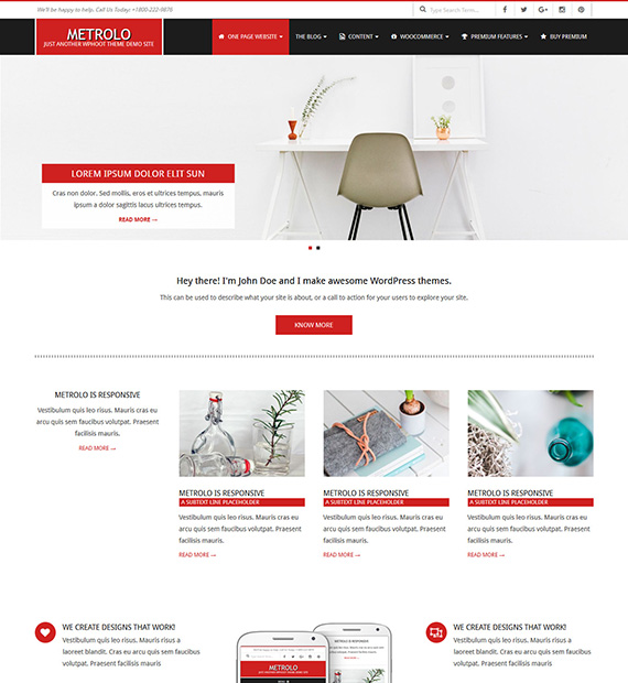 Metrolo-WordPress-Multipurpose-Theme