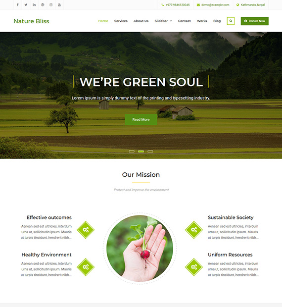 Nature-Bliss-WordPress-Non-Profit-Organization-Theme