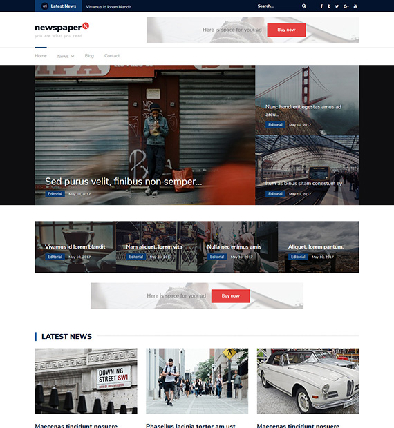 Newspaper-X-WordPress-Magazine-Theme