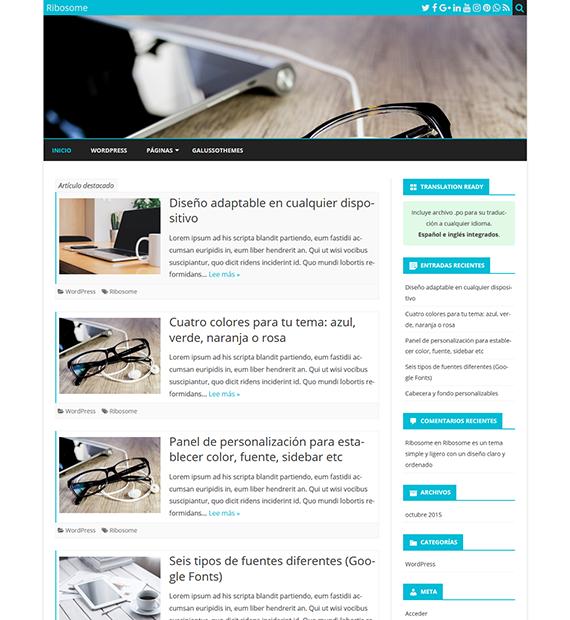 Ribosome-WordPress-Multipurpose-Theme