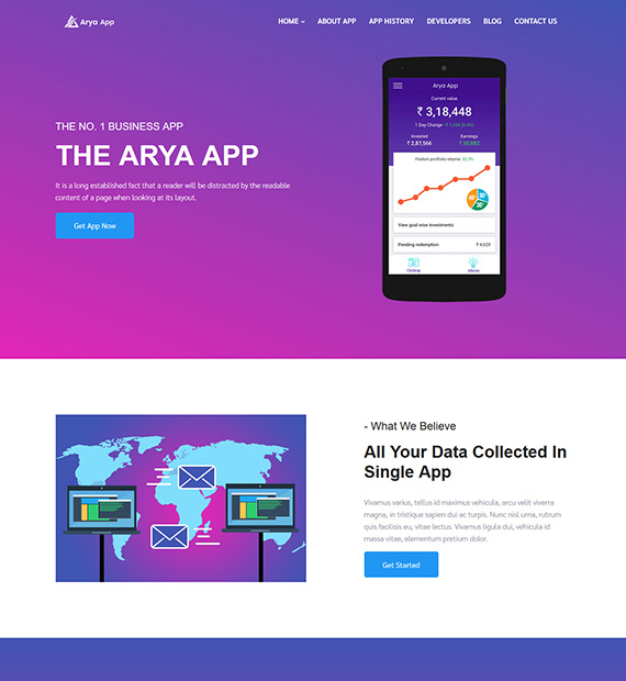 Arya-Multipurpose-WordPress-Theme
