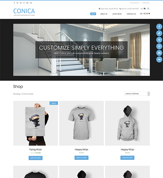 Conica-WordPress-Multipurpose-Theme