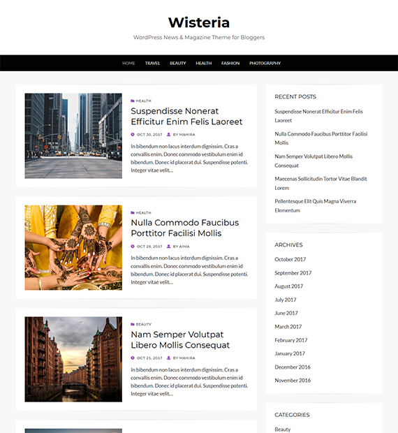 Wisteria-WordPress-Magazine-Theme